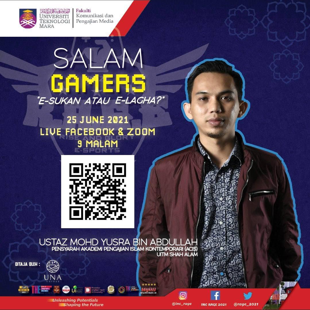 Salam Gamers