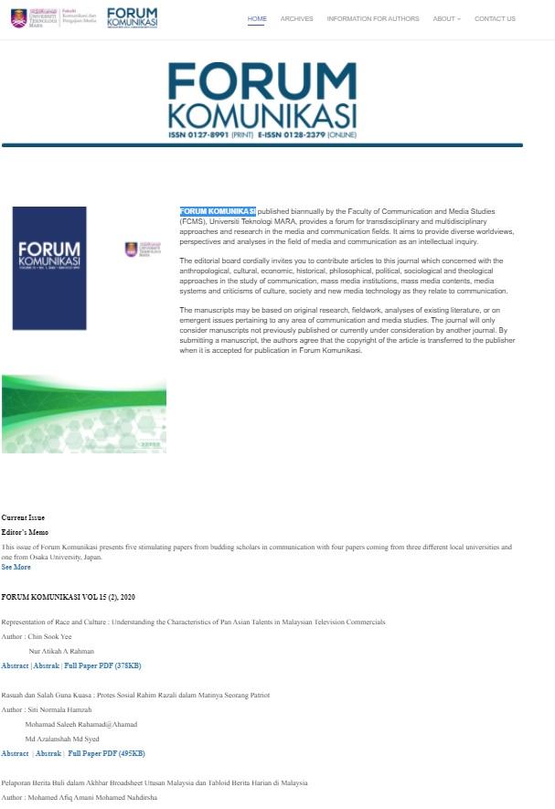 Forum Komunikasi